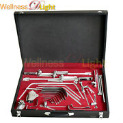 Wdl Thompson Retractor Complete Set Stainless Steel Orthopedic Surgical Rt-1014