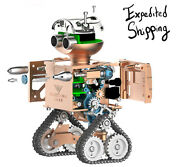 Engine Model Robot Metal Assembly Toy, Take-apart Toy, Construction Toy