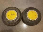 Stearman Pt13 Bf Goodrich Wheels Model 2750a With Caps And Tires