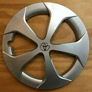 Replacement For 2010-2015 Toyota Prius 15 Inch Hubcap Replaces 61167-42602-47060