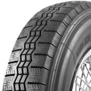 Coker 165r400 Michelin Xstop Radial Blackwall Tire