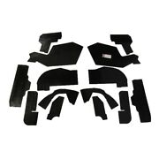 A-arm Control Arm Dust Shield 14 Piece For 1961-1962 Cadillac Made In Usa