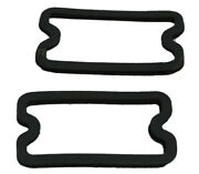 Park Light Gasket Weatherstrip Seal For Chevrolet Chevelle El Camino 1970 2pc