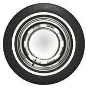 Coker 165r15 Bfgoodrich 3/4 Whitewall Radial Tire Perfect For Vw Beetle