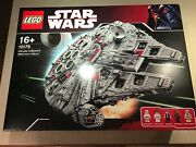 Lego Star Wars Ultimate Collectorand039s Millennium Falcon 10179 New Sealed 2007