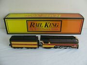 Mth Rail King Union Pacific 4-6-2 Forty-niner Steamer Locomotive 30-1139-1 Ex