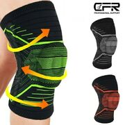 Knee Support Brace Patella Stabilizers Pads Meniscus Arthritis Joint Pain Relief