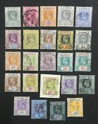 Momen Gambia Sg 57-6772-85 1904-09 Used Lot 60003