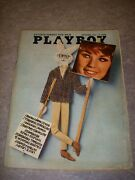 Playboy Magazine, September 1966, Timothy Leary Interview, Dianne Chandler
