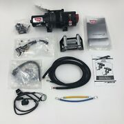 Arctic Cat Warn 3000-lb Provantage Winch Kit W/ Synthetic Rope - 2436-136
