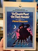 The Dwarks Meet The Trash Monster Book 3 By Michael Berenstain Pb Book 1984