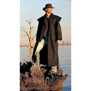 Outback Survival Gear - Full Length Drover Classic Coat Duster