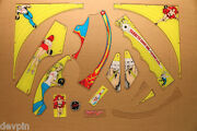 Bally Strikes And Spares 1978 Pinball Playfield Plastic Set New Sealed Licensed