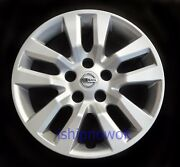 1 New Hubcap Wheel Cover Fits 2013 - 2018 Altima 16 10-spoke New 2014 2015-2018