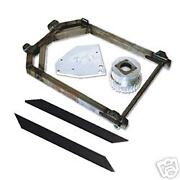 Wide Tire Xl/sportster Kit For 1991-03 For 200 Tires Incl Offset Pulley