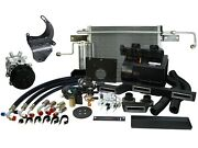 Hurricane Complete Package For 1968-72 Ford Truck, P/s Compressor [cap-6872e-ps]