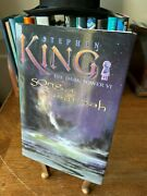 Song Of Susannah By Stephen King2004, Hc Grant First Edition Illustrated