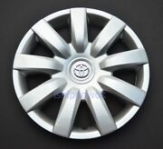 Replacement 15 Hubcap Rim Wheel Cover Fits 2004+ Camry Camery Corolla