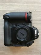 Nikon D2x Digital Camera Body, Battery And Charger