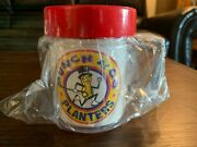 1990's Vintage Planters Peanut Mr Peanut Drinking Cup Munch ' Go Make An Offer