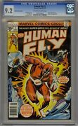 Human Fly 1 Cgc 9.2 Ow/w 35 Cent Variant 2nd Highest Graded