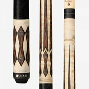 Lucasi Hybrid Lhle1 Pool Cue Brand New In Stock With Case