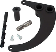 S And S Cycle Transmission Drilling Fixture Kit For T2 Crankcase Oil Line Kit