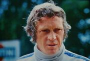 Le Mans Japanese B2 Commercial Movie Poster Steve Mcqueen F1 Car Racing Nm Rare