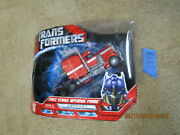 Transformers 2007 Movie Lot First Strike Optimus Prime G1 Colors Variant Voyager