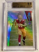 Bgs 9.5 2019 Panini Passing The Torch Nick Bosa Platinum 1/1 One Of One Rc Niner