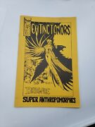 The Extinctionors Comic Book 1 Pre-extinctioners Shawntee Howard 1994 Real 1st