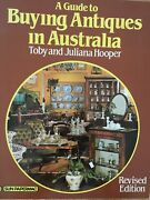⚡1976 A Guide To Buying Antiques In Australia Vintage Book💰toby Juliana Hooper