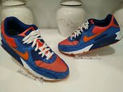 Air Max 90 Id Elephant Print Men's Athletic Shoes Size 11.5 Limited Edition