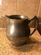 Antique Pairpoint Pewter Water Pitcher P1824