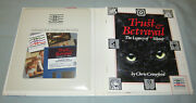 Trust And Betrayal - Rare 1987 Macintosh Computer Mindscape Video Game New/sealed