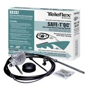 Teleflex Seastar Ss13719 Safe-t Qc Steering Kit Package Quick Connect 19 Ft