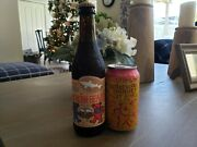 Grateful Dead Dogfish Head American Beauty Ripple Limited Bottle Can Empty