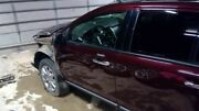 Driver Left Front Door With Acoustic Glass Plum Fits 11-14 Edge 58090