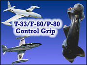 Lockheed T-33 Shooting Star Joystick Or Lockheed P-80/f-80