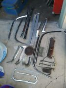 1957 Ford Thunder Bird Trim And Miscellaneous Parts Lot