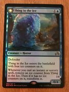 Thing In The Ice Foil Shadows Over Innistrad / Tracking + Bubble Mailer