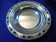 Reed And Barton Florentine Lace Sterling Silver Candy/trinket Dish 785 - M