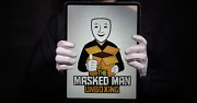 Apple Ipad Pro 3rd Gen 12.9 Inch 1tb Wifi + Cellular - And039the Masked Manand039