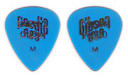 Vintage Sheryl Crow Clear Blue Gibson Guitar Pick - 1990s Tours