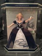 Collectible Holiday Millennium Princess Barbie Special Edition 2000