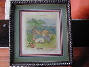 Original San Jose Drawing Used For Tile Concept Very Rare 1930and039s-40and039s