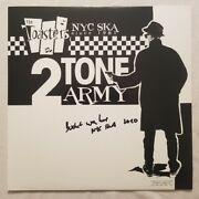 The Toasters Autographed Two Tone Army Vinyl Lp Signed By Robert Bucket Hingley