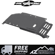 Rubicon Express Transfer Case Skid Plate Black Fits And03920-and03921 Jeep Gladiator Jt