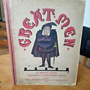 Great Men Begbie, Harold Published By Grant Richards, London 1901 First Editio