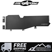 Rubicon Express Gas Tank Skid Plate - Black For And03920-and03921 Jeep Gladiator Jt Truck
